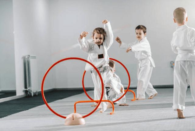Kidsbirthday, NEXTStep Martial Arts Gettysburg PA
