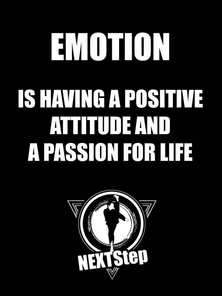 Emotion, NEXTStep Martial Arts Gettysburg PA