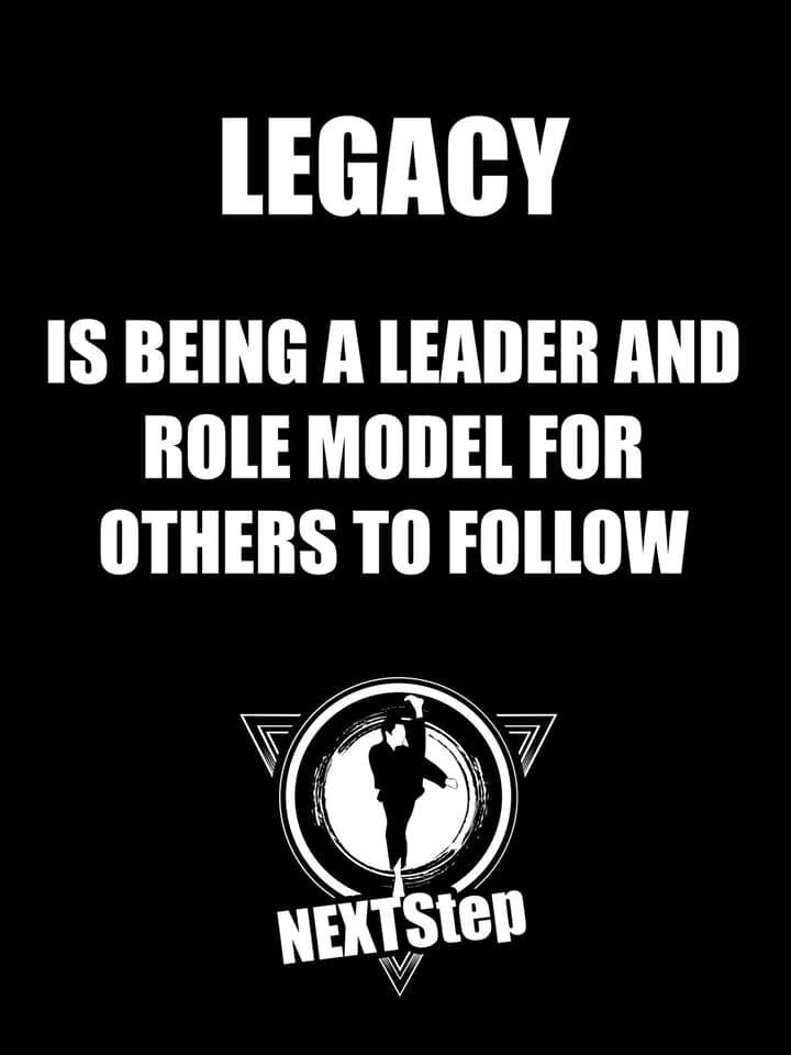Legacy, NEXTStep Martial Arts Gettysburg PA